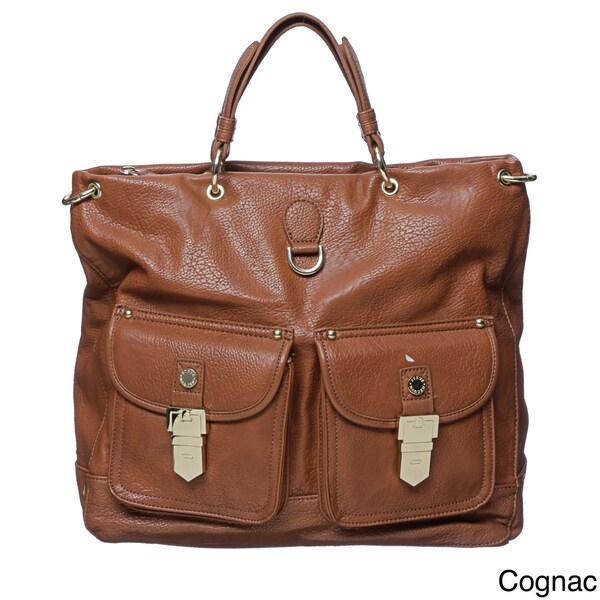Steve Madden Bannie Pocket-embellished Tote Bag