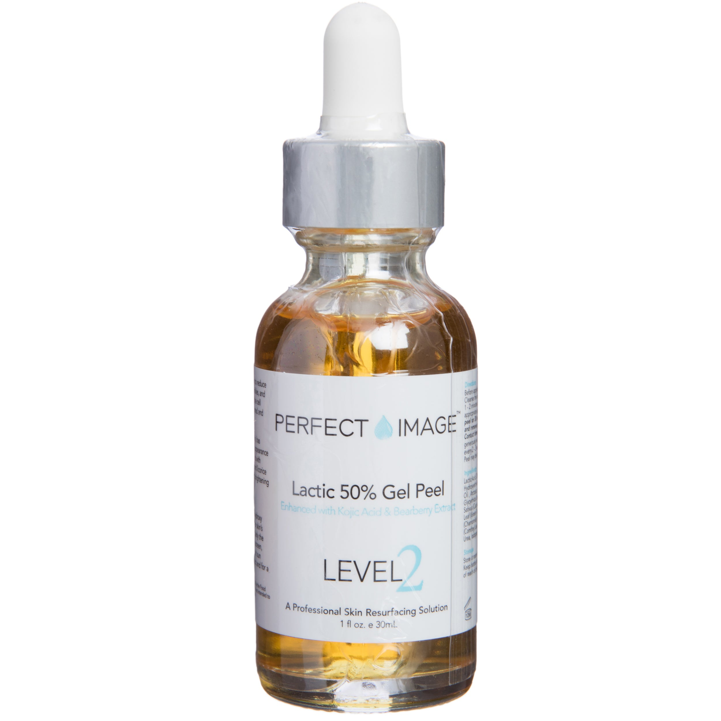 Perfect Image Lactic Acid Gel Peel with Kojic Acid and Be...