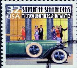 Savannah Serenaders - Flavour of the Roaring Twenties