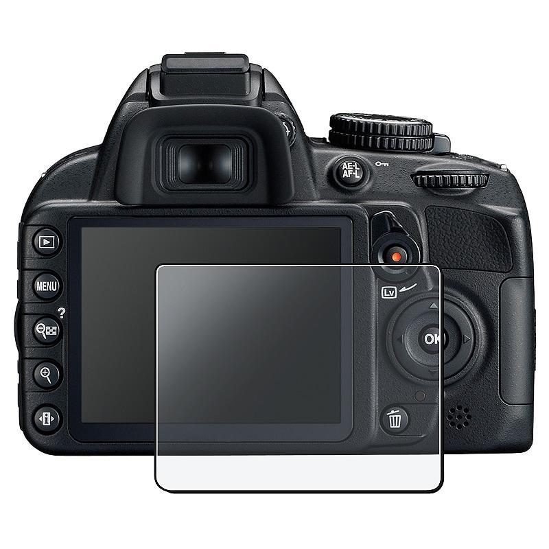 INSTEN Anti-glare Screen Protector for Nikon D3100
