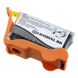 Insten Black Non-OEM Ink Cartridge Replacement for Lexmark - Thumbnail 1