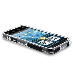 BasAcc Clear Crystal Case Protector for HTC EVO 3D - Thumbnail 1
