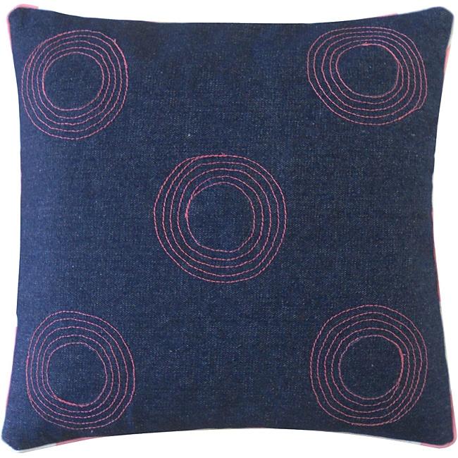 Denim Kid's Pillow