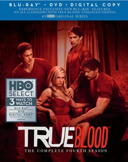 True Blood: The Complete Fourth Season (Blu-ray Disc)