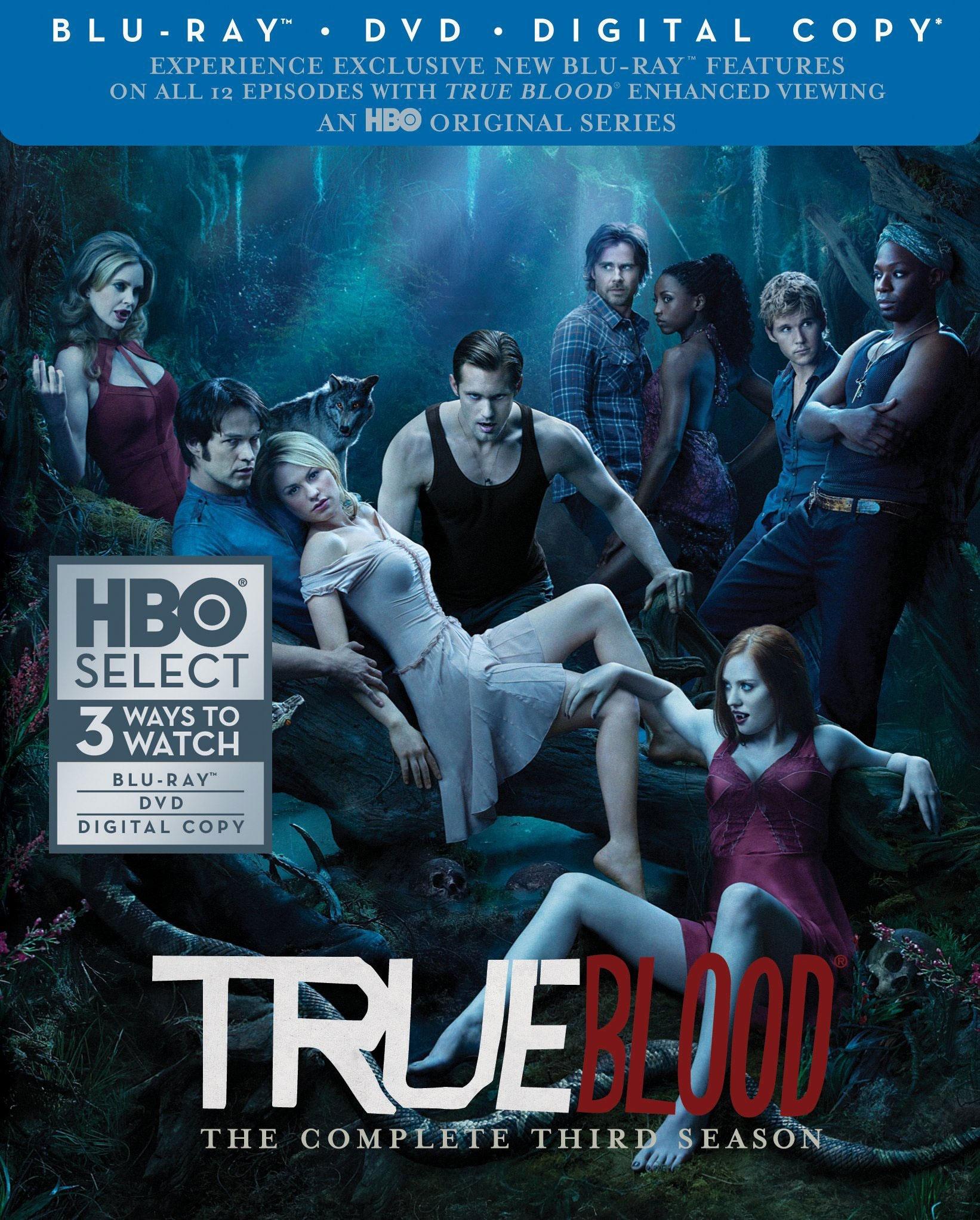 True Blood: The Complete Third Season (Blu-ray Disc)