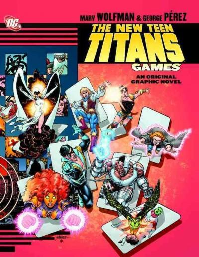 The New Teen Titans Games (Paperback)