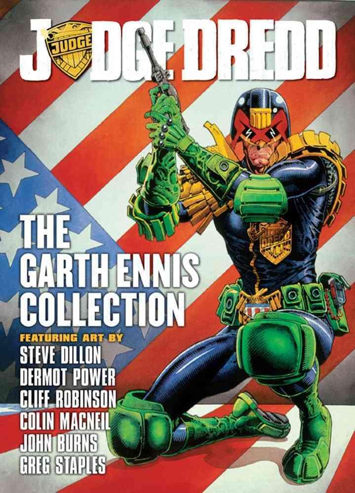 Judge Dredd: The Garth Ennis Collection (Paperback)