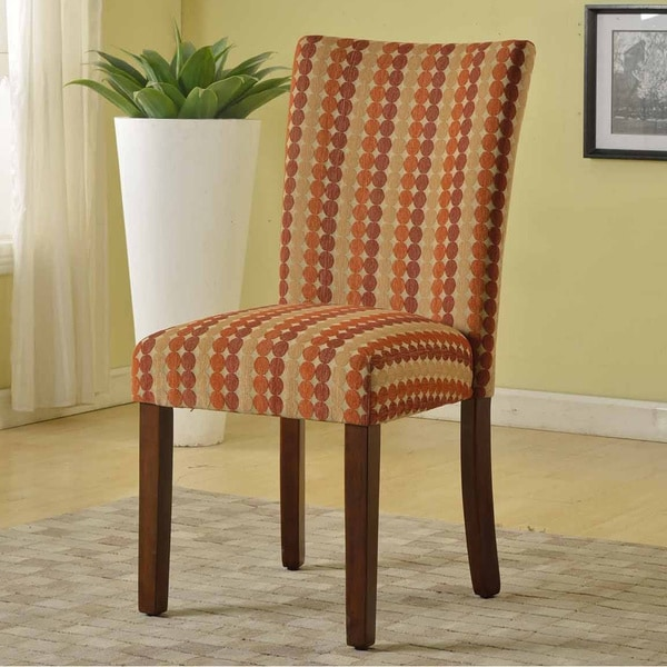 Shop HomePop Dots Parson Chairs (Set Of 2)