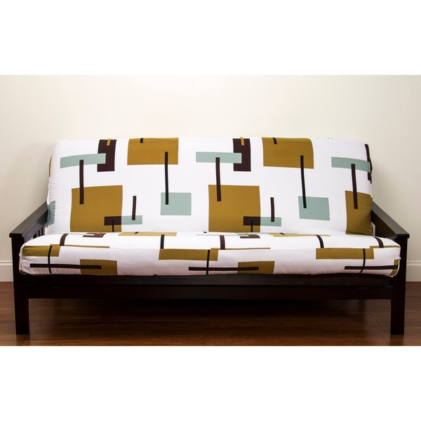 Reconstruction Full-size Futon Cover