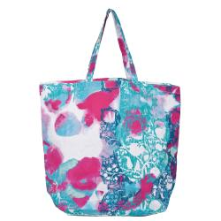 See By Chloe White Multicolored Oversized Tote - Thumbnail 2
