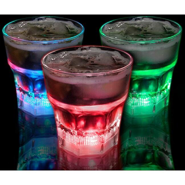 Light Up Rocks Glasses (Pack of 12)