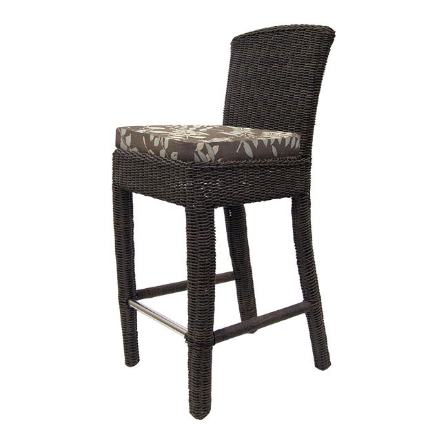 Outdoor Bay Harbor Side Barstool