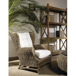 Wing Kubu Grey Chair with Cushion - Thumbnail 1
