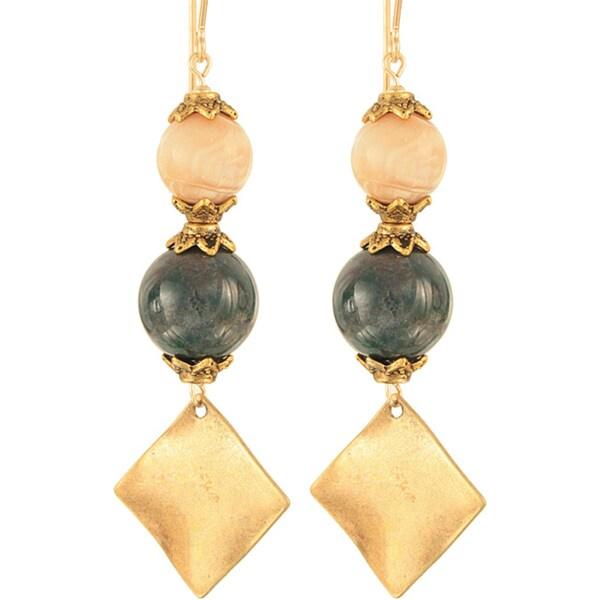 'Cosmos' 14K Gold filled Earrings