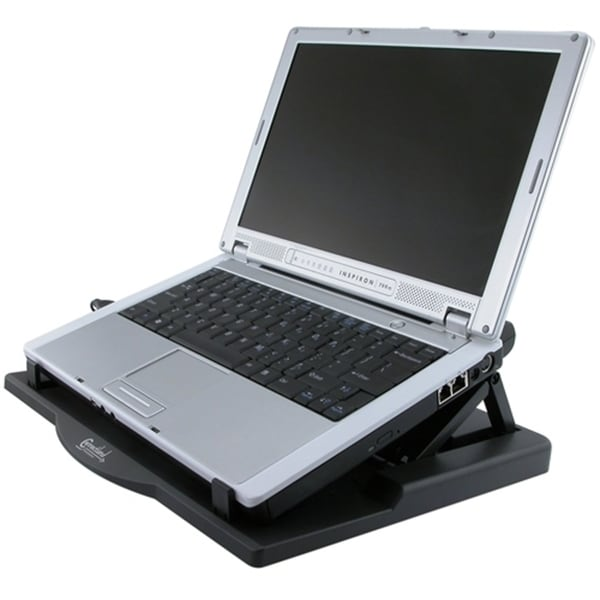 BasAcc SYBA Ergonomic Laptop Stand with Cooling Fan