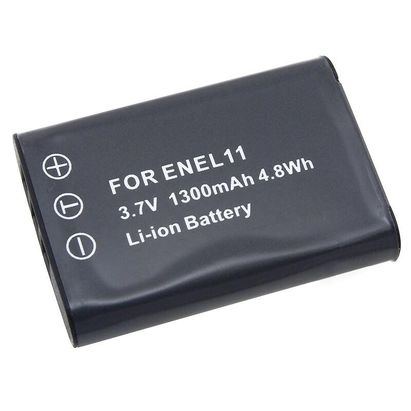 BasAcc Nikon EN-EL11 Compatible Li-Ion Battery for S550