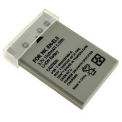 INSTEN Nikon EN-EL5 Li-ion Battery for Coolpix 3700, 4200 & 5200