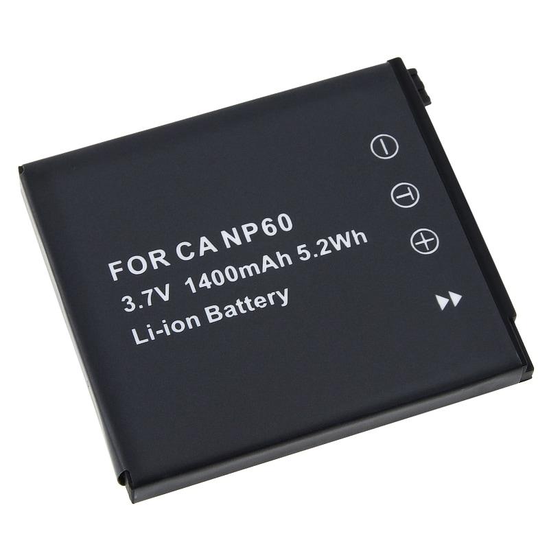 INSTEN Li-Ion Standard Battery for Casio NP-60