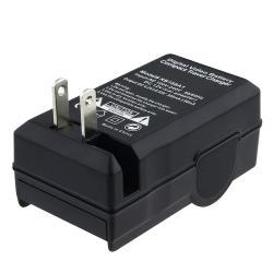 INSTEN Black Compact Battery Charger Set for Nikon EN-EL12 - Thumbnail 2