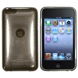 BasAcc TPU Rubber Case/ Screen Protector for iPod Touch - Thumbnail 1