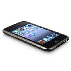 BasAcc TPU Rubber Case/ Screen Protector for iPod Touch - Thumbnail 2