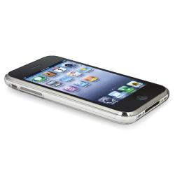 INSTEN Slim Fit Snap-on Phone Case Cover for Apple iPhone 3G/ 3GS