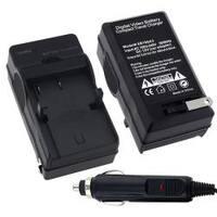 INSTEN Nikon EN-EL9 Compact Battery Charger Set