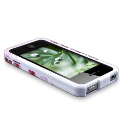 INSTEN Snap-on Phone Case Cover for Apple iPhone 4 - Thumbnail 2