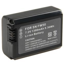 INSTEN Sony NP-FW50 Compatible Li-ion Battery