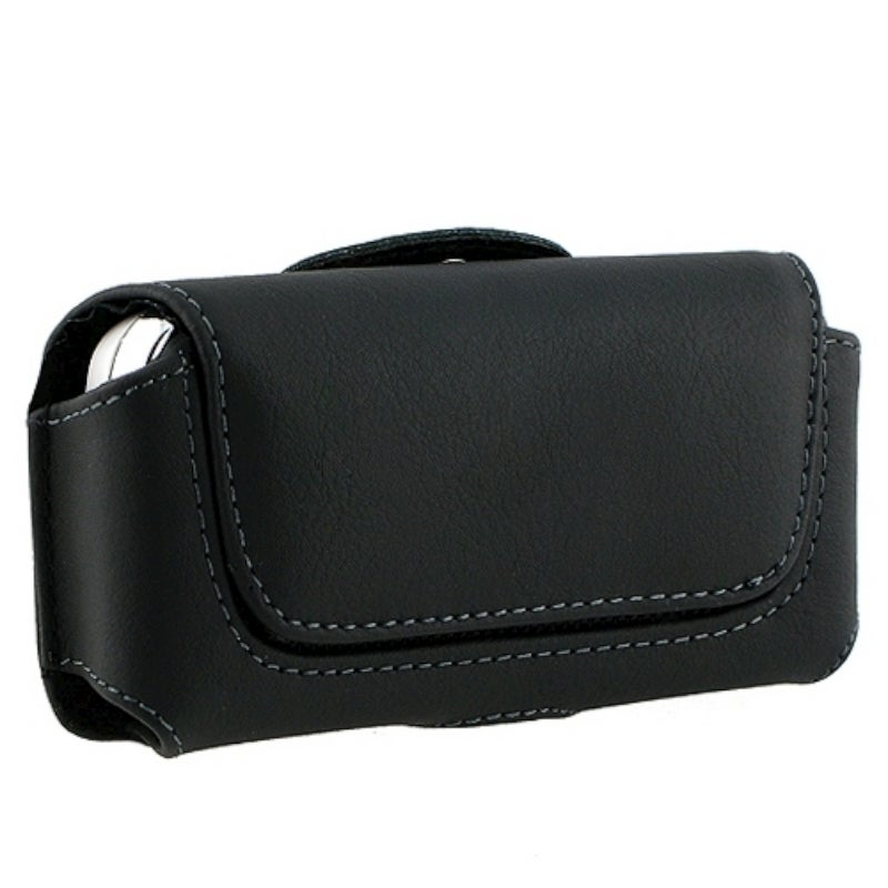 BasAcc Leather Case for Samsung Intercept M910
