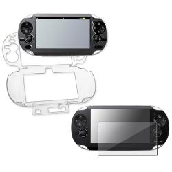 INSTEN PS Vita - Phone Case Cover/ Screen Protector