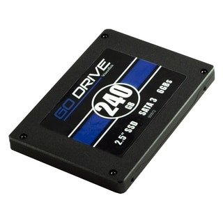 "Visiontek GoDrive 240 GB 2.5"" Internal Solid State Drive"