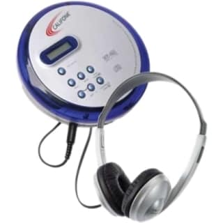 Califone CD-102 Personal CD Player W/ 3060AVS Headphone Via Ergoguys