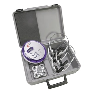 Califone 4 Person Portable CD Learning Center