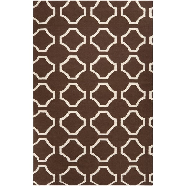 8 X 11 Area Rugs On Sale: Shop Hand-woven Brown Cairo Wool Area Rug