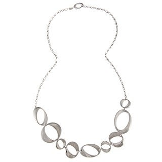 Fossil Jewelry Women's Stainless Steel Necklace