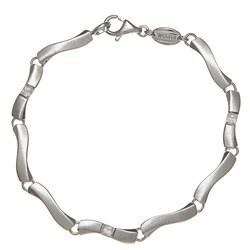Fossil Jewelry Women's Sterling Silver Bracelet