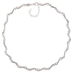 Fossil Jewelry Women's Sterling Silver Necklace
