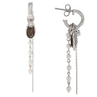 Fossil Jewelry Women's Sterling Silver Earrings