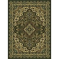 "Admire Home Living Traditional Caroline Sage Area Rug - 5'5"" x 7'7"""