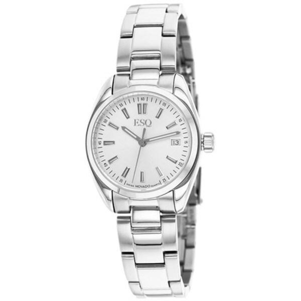 ESQ Movado Women's 7101353 Sport Classic Stainless Steel Watch
