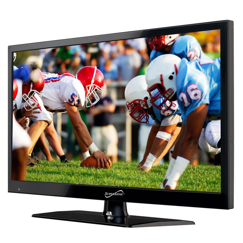 Supersonic SC-2411 24-inch 1080p LED TV, Size 20 - 29 Inches