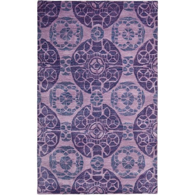 Safavieh Handmade Chatham Treasures Purple New Zealand