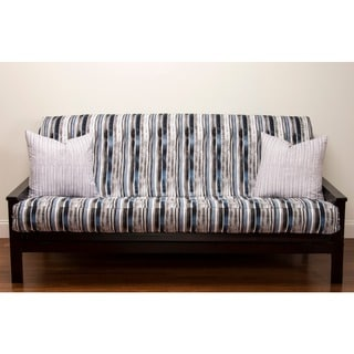 Download Stripe 6-inch Queen-size Futon Cover