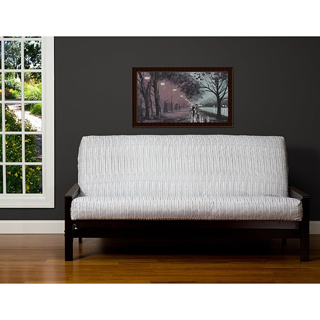 Shop Wavelength Full Size 6 Inch Futon Cover On Sale