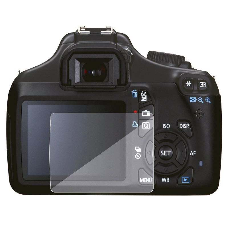 INSTEN Clear Screen Protector for Canon EOS 1100D