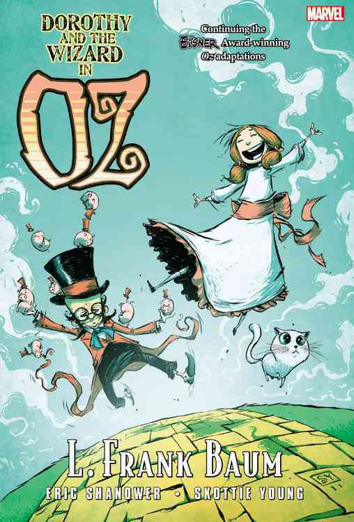 Oz: Dorothy & the Wizard in Oz (Hardcover) - Thumbnail 0