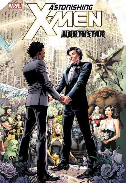 Astonishing X-Men: Northstar (Hardcover)