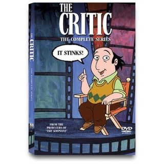 The Critic: The Entire Series 3PK (DVD)