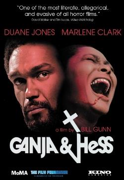 Ganja & Hess (DVD)